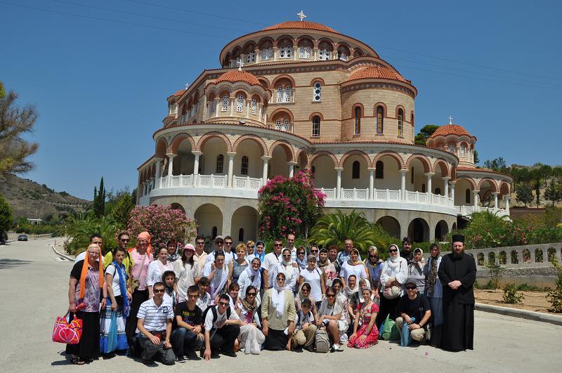 Coslădeni Pe Urmele Sfinţilor In Grecia 25 Iunie 3 Iulie 2012
