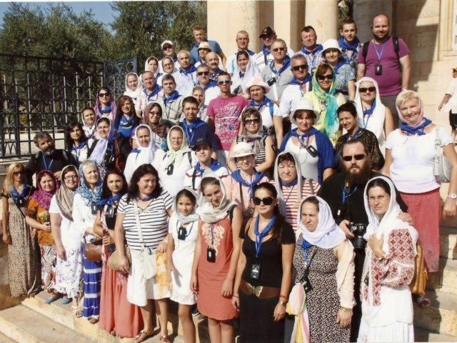 În căutarea lui Hristos – pelerinaj parohial 2012