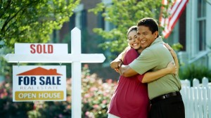 Couple Buying House