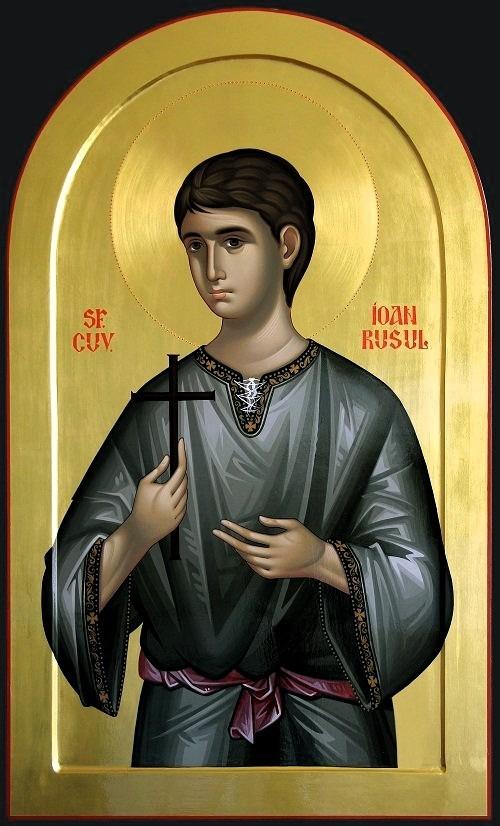 например, день памяти иоанна русского и икона это по-настоящему волшебная