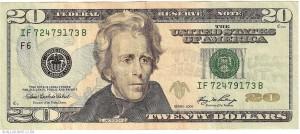 20-dolari