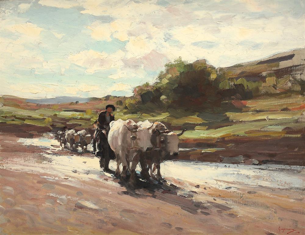 Carul-cu-boi-Grigorescu-2