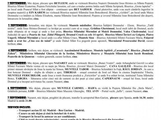 Microsoft Word - Pelerinaj Israel 2011 _2_._01