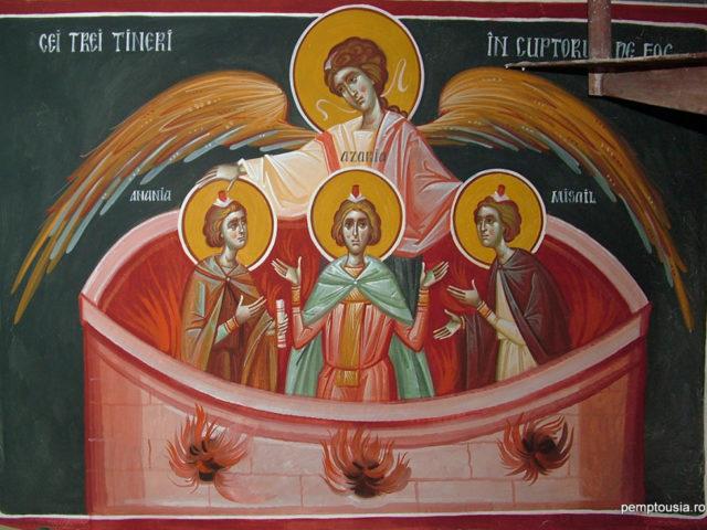 """Bucuresti-biserica-ortodoxa-Sfanta-Treime-a-spitalului-""""Gr-Alexandrescu""""-2007-pronaos-21-1024x735"""