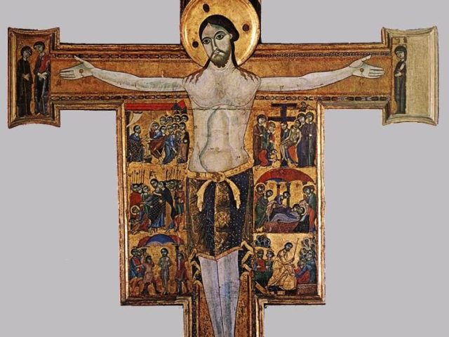 13th-century_unknown_painters_-_Crucifix_with_the_Stories_of_the_Passion_-_WGA23865