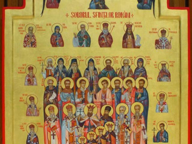 Soborul Sfintilor Romani 2