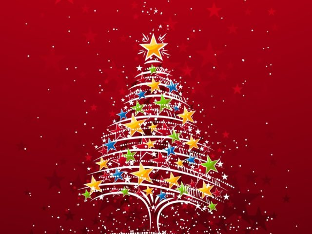 colorful-christmas-tree-backgrounds-wallpapers