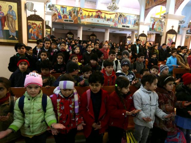 syria-christians-pray