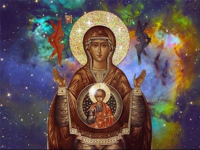Imnuri la Adormirea Maicii Domnului