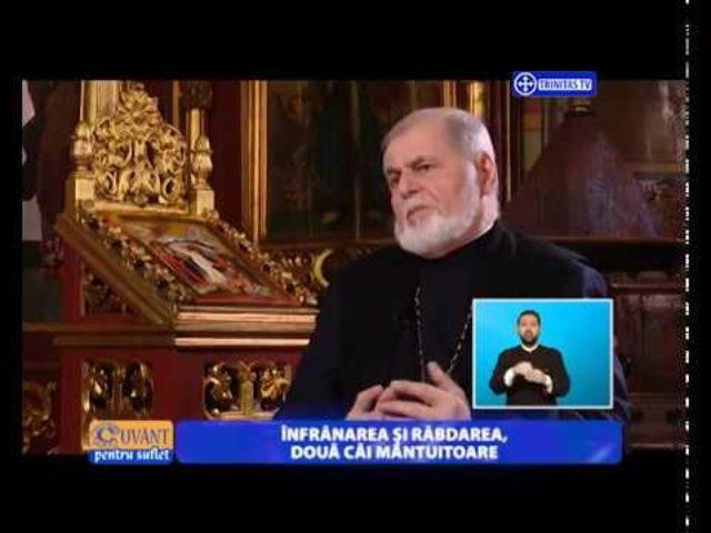 Părintele Nicolae Necula la TrinitasTv
