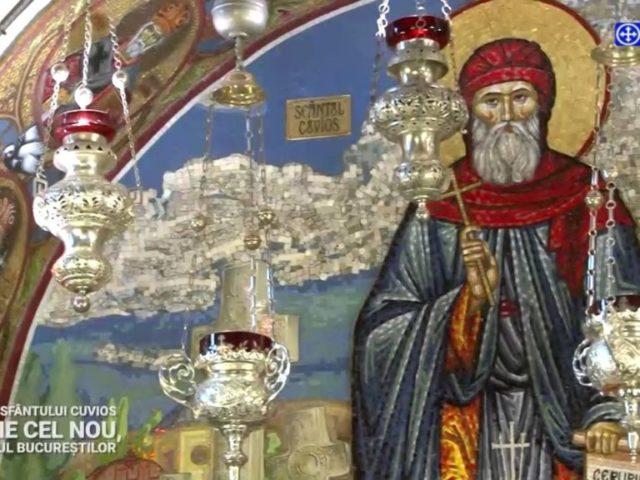 Paraclisul Sfântului Cuvios Dimitrie cel Nou, ocrotitorul Bucureștilor