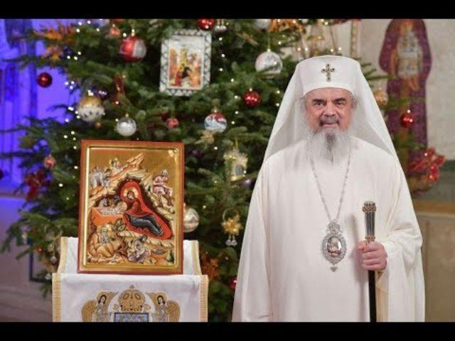 Mesajul Preafericitului Părinte Daniel, Patriarhul Bisericii Ortodoxe Române, cu prilejul Anului Nou 2018