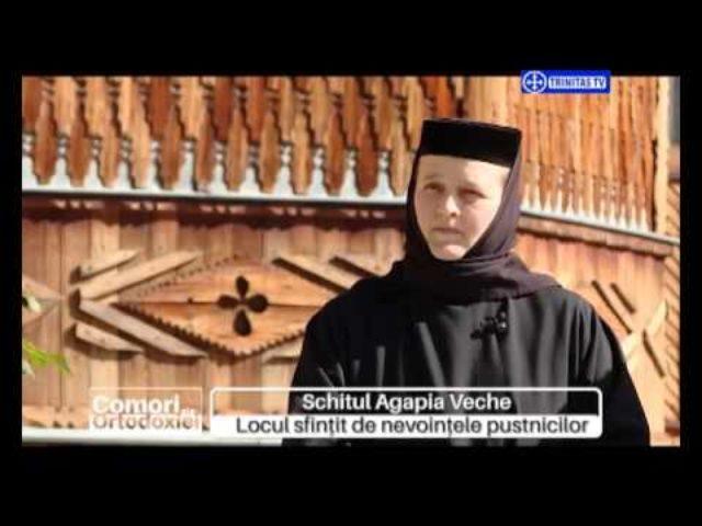 Comori ale Ortodoxiei. Mănăstirea Agapia