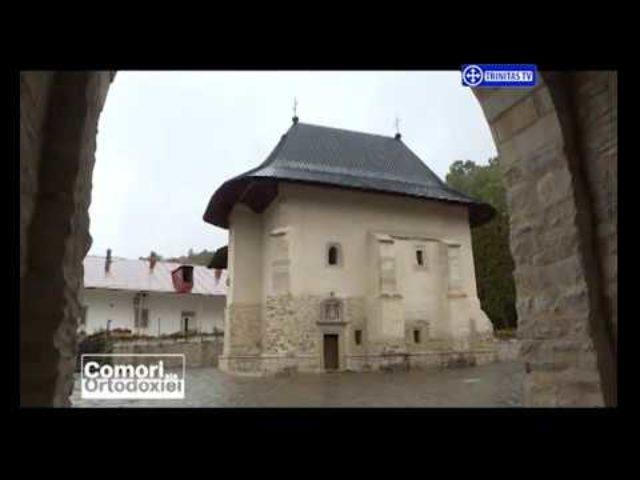 Comori ale Ortodoxiei. Mănăstirea Pângărați