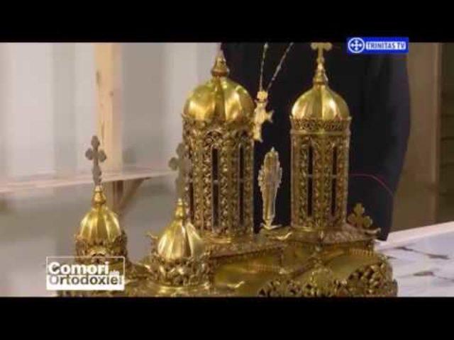 Comori ale Ortodoxiei. Anatomia restaurării. Restaurare metale