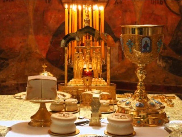 Χερουβικό & Λειτουργικά Ήχος Πλ Α΄ Ευάγγελος Γκίκας