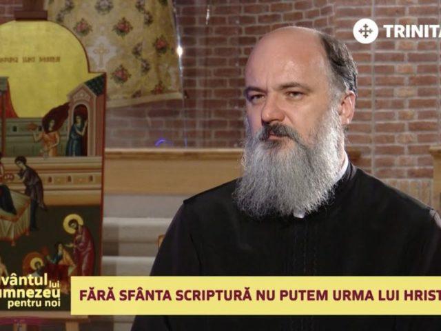 Cuvântul lui Dumnezeu. Fără Sfânta Scriptură nu putem urma lui Hristos