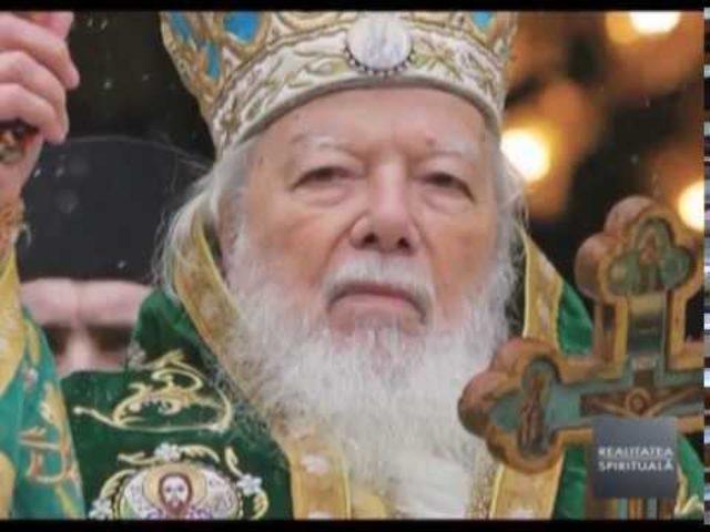 Realitatea Spirituala – Confesiunile Patriarhului Teoctist