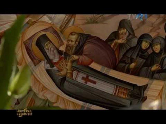 Sfântul Nectarie de la Eghina, Universul Credinţei, TVR 1