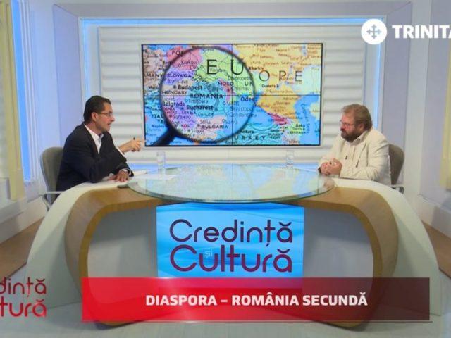 Credință și Cultură. Diaspora – România secundă