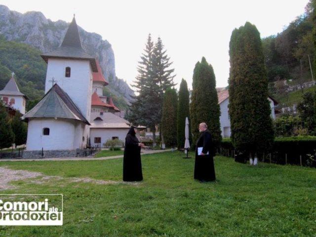 Comori ale Ortodoxiei. Mănăstirea Râmeț