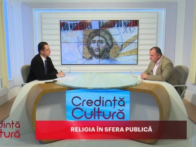 Credință și Cultură. Religia în sfera publică
