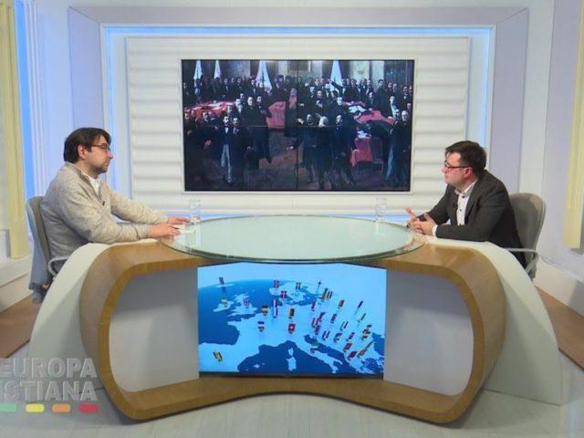 Europa Christiana. Cuza și reformele sale