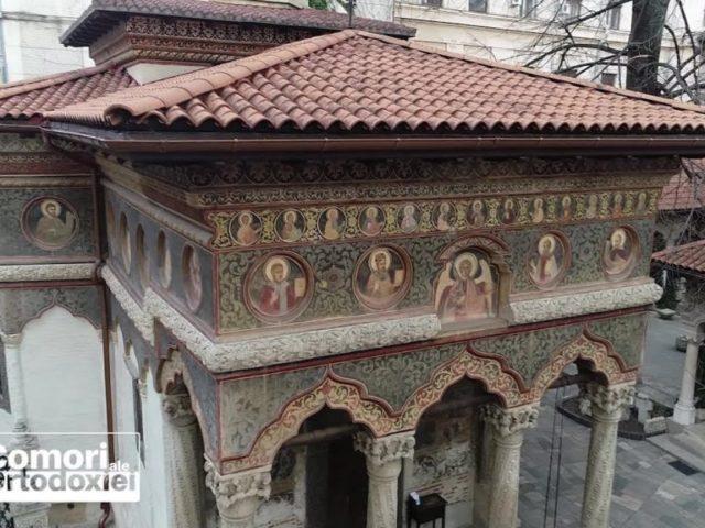 Comori ale Ortodoxiei. Mănăstirea Stavropoleos