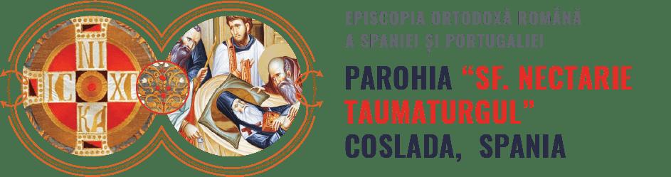 """Parohia """"Sf. Nectarie Taumaturgul"""" - Coslada (Spania)"""
